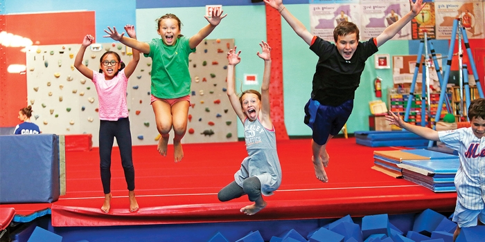 Indoor Party Spots With Mega Playgrounds for Kids' Birthdays