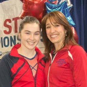 CP-AC Gymnastics Team Member Caitlyn Walsh Qualifies For Level 9 Eastern Championships