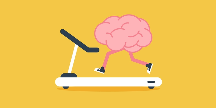 Want a strong brain? Exercise!