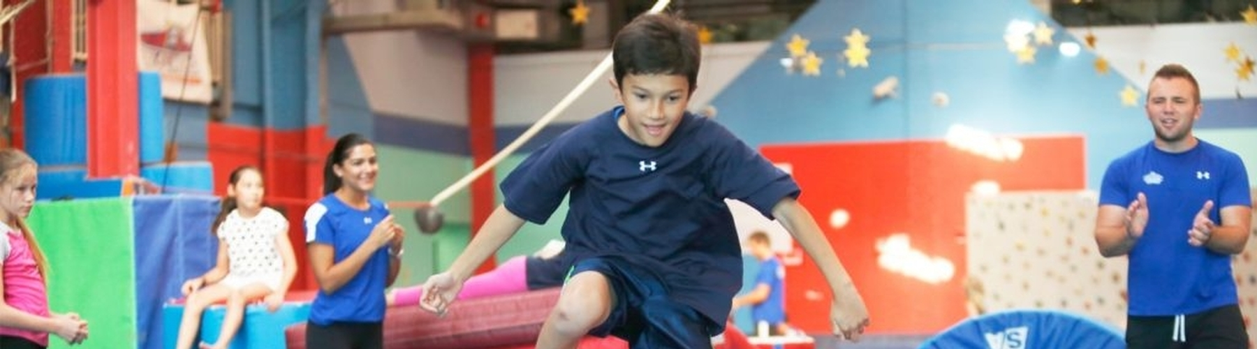 Parkour Classes for Kids in New York City: Freerunning, and Ninja Skills