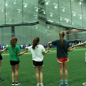 CHELSEA PIERS CONNECTICUT  GIRLS LEADERSHIP CAMP RETURNS  FOR ANOTHER SUMMER