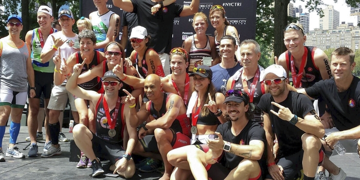 CHELSEA PIERS TRIATHLON TEAM WINS 10TH TEAM TITLE AT NEW YORK CITY TRIATHLON