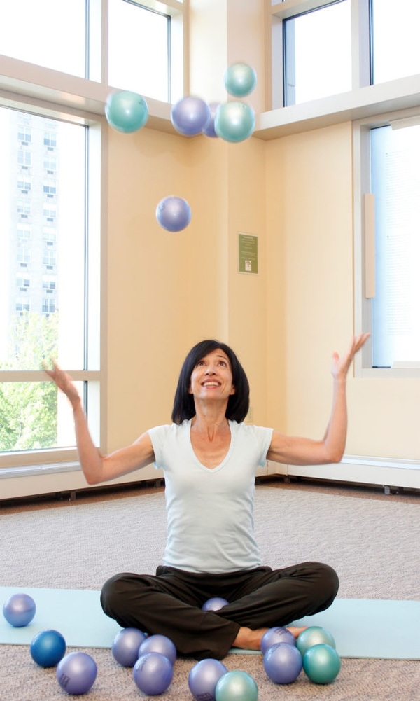 The Miracle Ball Method™ Comes to Chelsea Piers