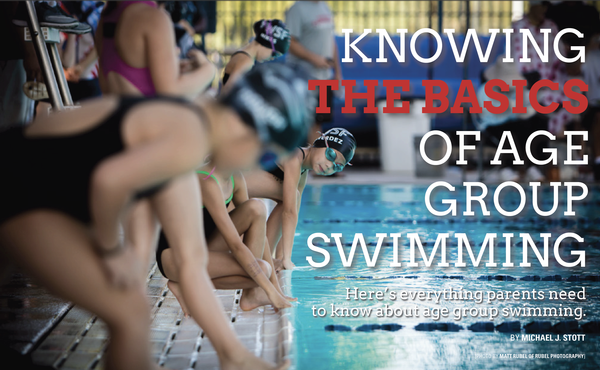 Knowing the Basics of Age Group Swimming