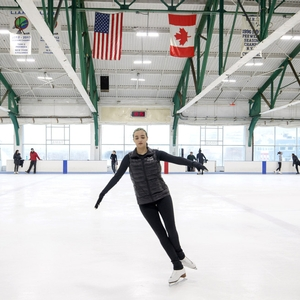 How to channel your inner winter Olympian around NYC