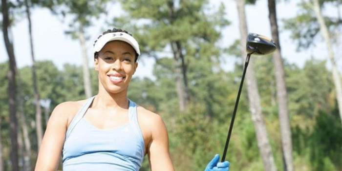 'I'm A Woman Of Color In The Professional Golf World--Here's What It's Like'