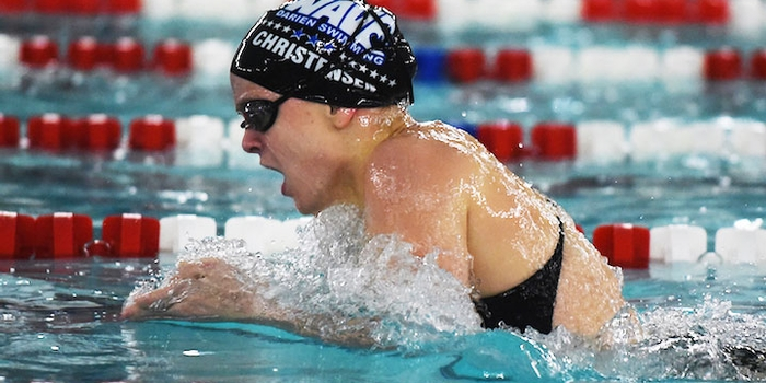 Chelsea Piers Swimmer Ranks in Top 20 in Nationals